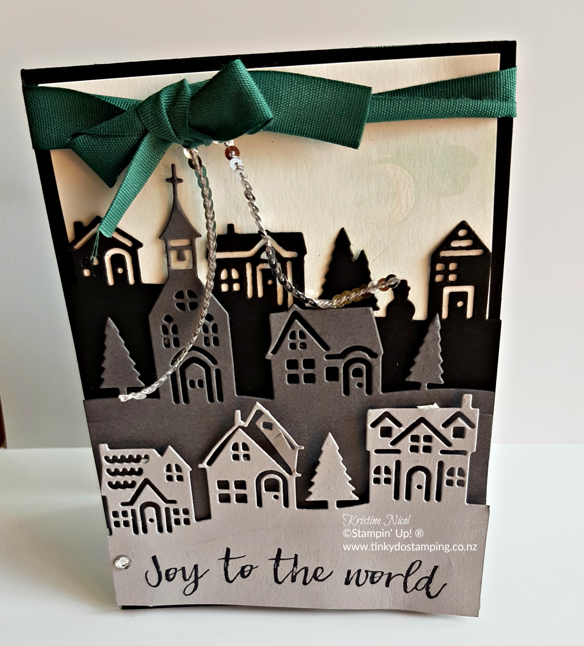 Hometown greetings tinkydo stamping supplies used to make this card are as follows cardstock basic black basic grey smoky slate and water colour paper stamp pad memento black m4hsunfo